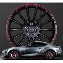 Weds Forged 11R GR Racing Supra Wheel by Weds Wheels Europe: Hanshin-Imports Sàrl